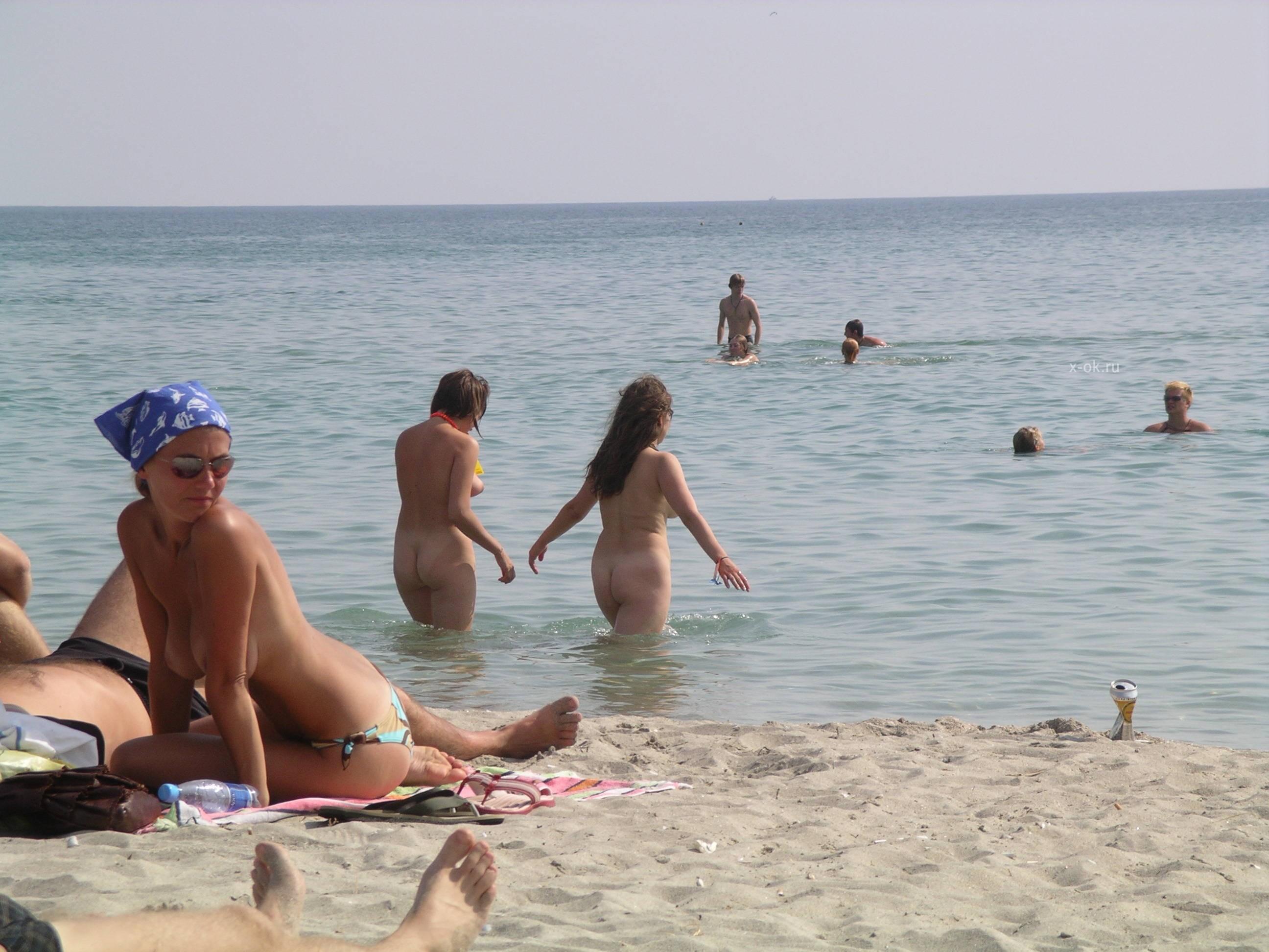 Фото голый казантип 6 фотография
