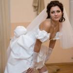фото голой невесты